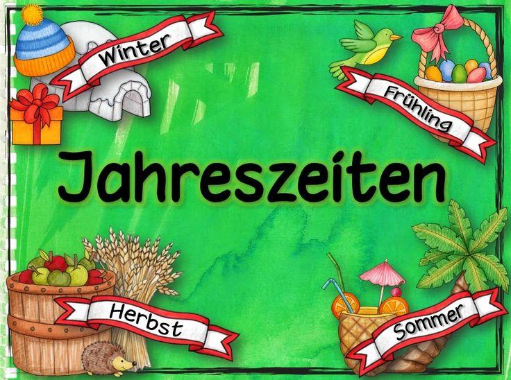 Ideenreise: Plakate für DAZ- Oberthemen (Gastmaterial)