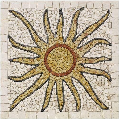 Fare Un Mosaico Con Piastrelle Rotte