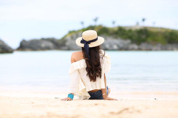 beachy outfit idea
