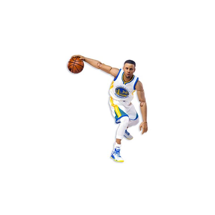 NBA 1:9 Enterbay Motion Materpiece Stephen Curry Warrior Action Figure
