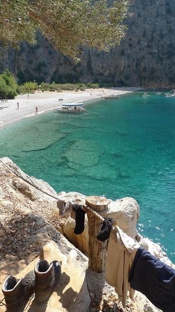 Fethiye'den Antalya, Turkey