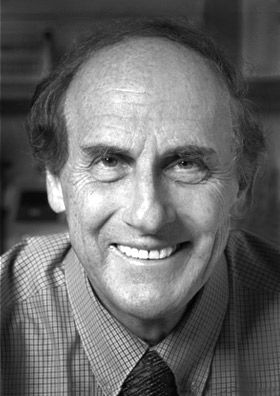 Canadian immunologist and cell biologist Ralph M. Steinman has won the Gairdner Foundation International Award (2003) and the Nobel Prize in Physiology or Medicine (shared with Bruce Beutler and Jules A. Hoffmann) in 2011 for discovery of the dendritic cell and its role in adaptive immunity (Wikipedia).
