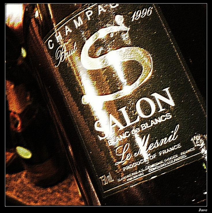 Salon Blanc de Blancs Le Mesnil-sur-Oger 1996 Salon\'s appeal lies in ...
