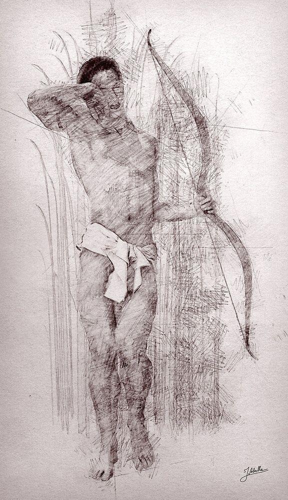 «Soldado Filisteo» de Joaquin Abella