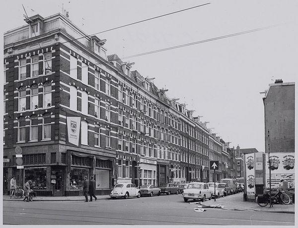 Kinkersstraat kruising Tollensstraat
