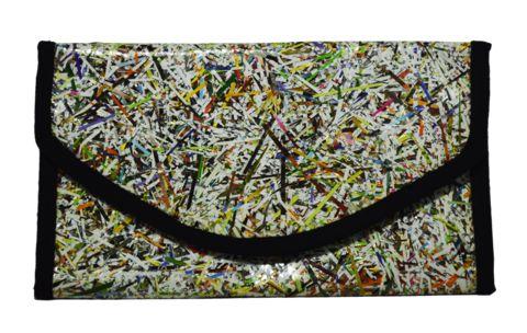 Shredded Paper Purse | Siem Fair Trade Fashion