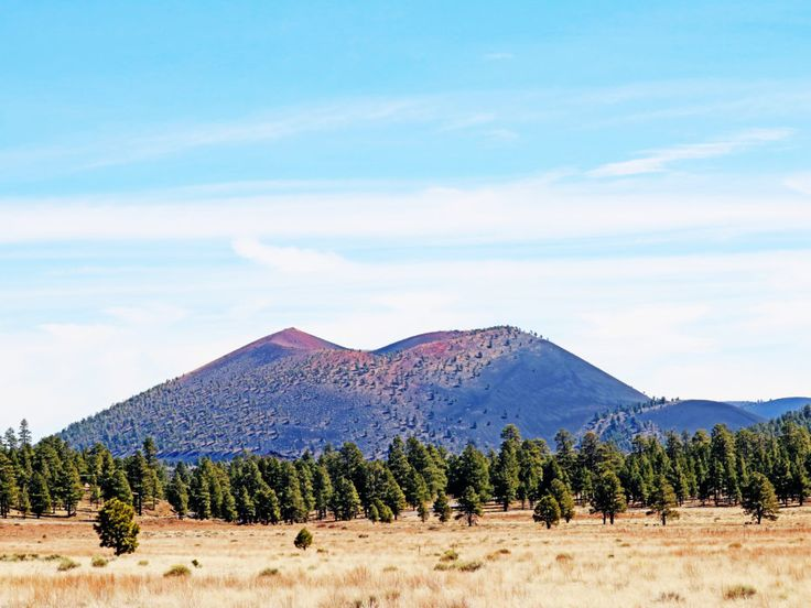 Surprise! Arizona features some of the most active volcanic fields in the lower 48 states.