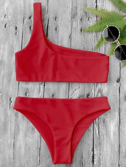 Pink ROCOCO Bikini set