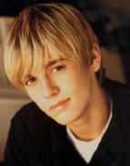 Aaron Carter was our Justin Bieber