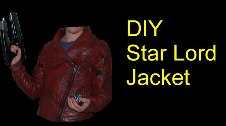 How to Make a Star Lord Costume Jacket, pants, shirt