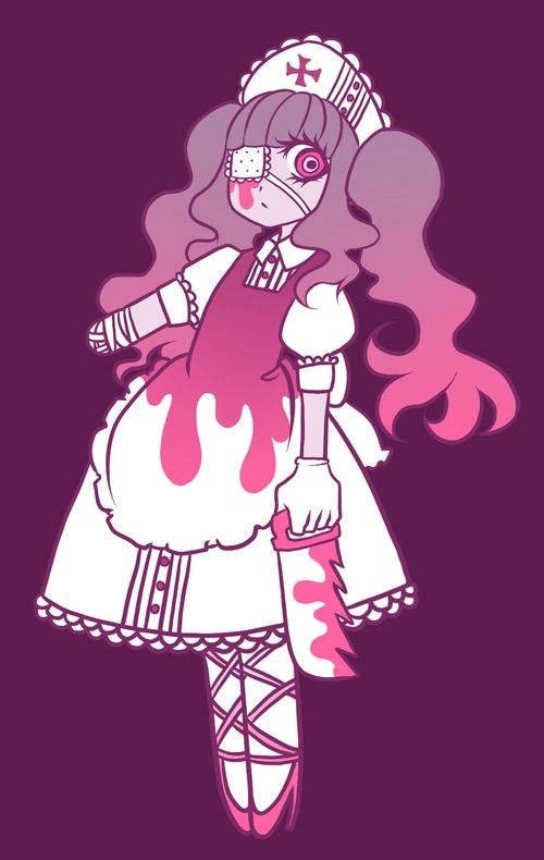 Image via We Heart It https://weheartit.com/entry/45954836/via/17510959 Guro Lolita