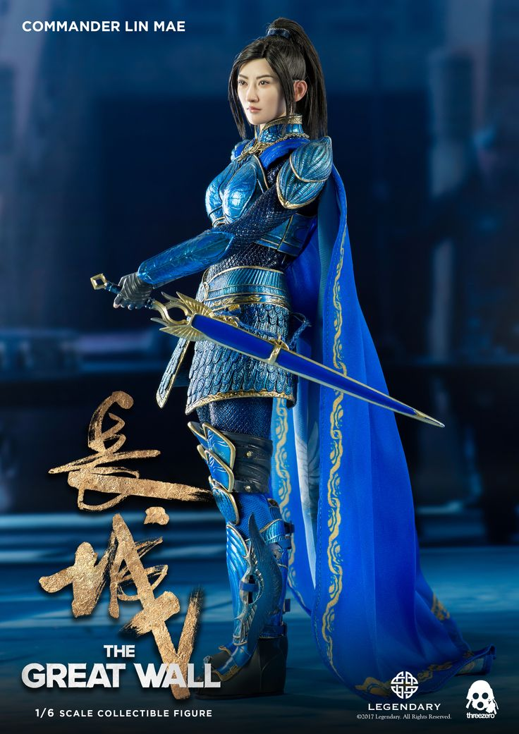 #threezero #TheGreatWall #JingTian #onesixthscale #actionfigure #actionfigures #toy #toys #collectible #collectibles