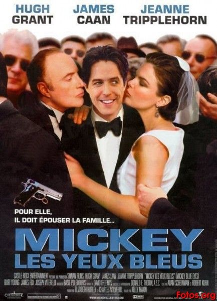 Cinelodeon.com: Mickey ojos azules. Kelly Makin
