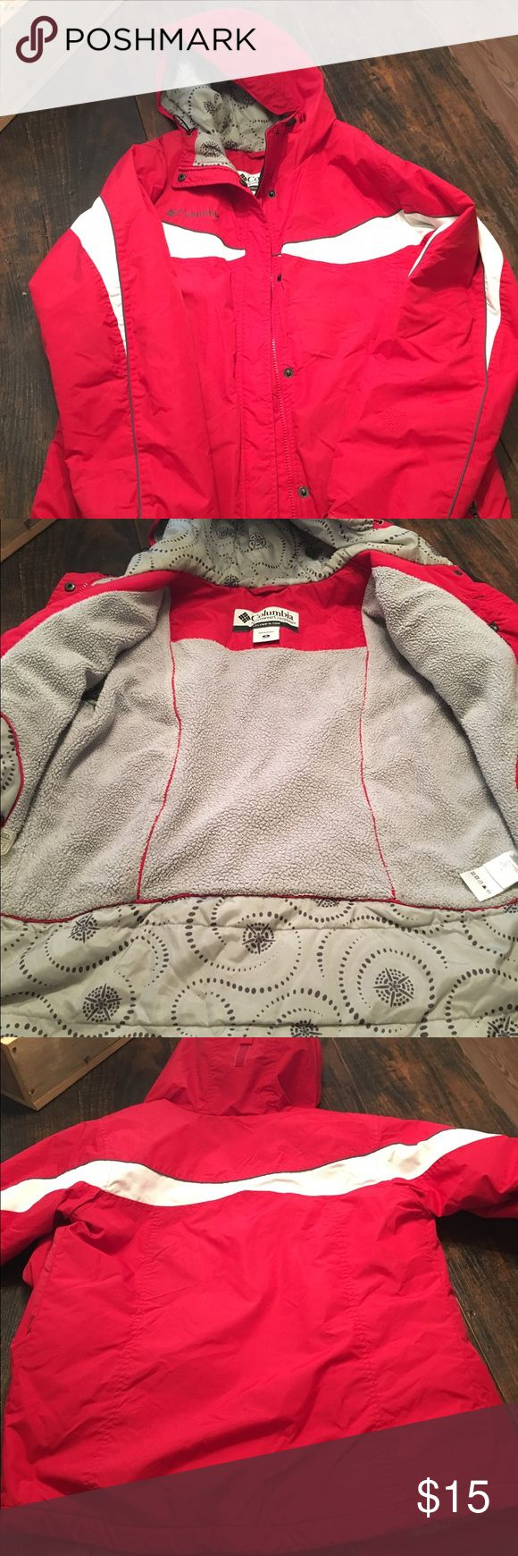 Columbia jacket Women's winter Columbia coat. Size M. Gently used, in great condition. Columbia Jackets & Coats