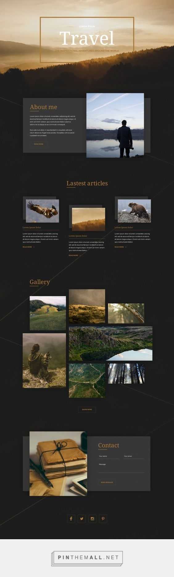 Travel Web Design | Fivestar Branding – Design and Branding Agency & Inspiration Gallery