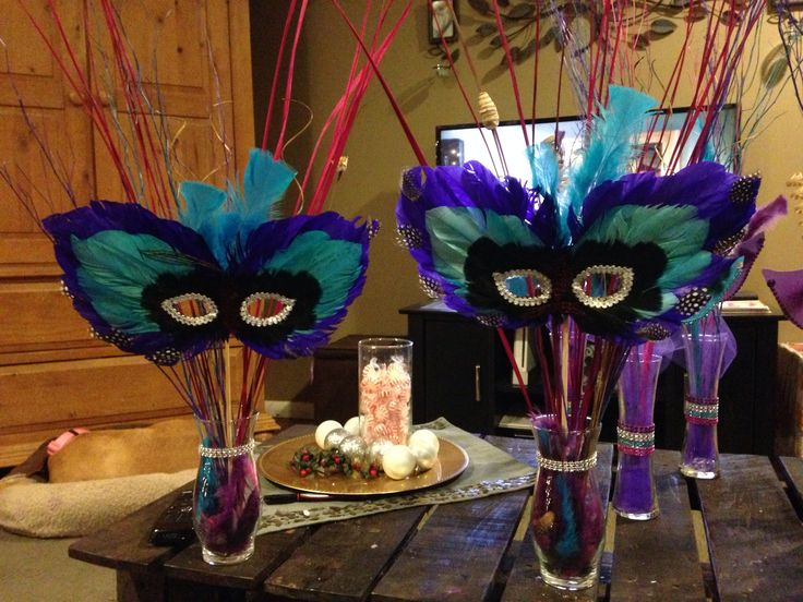 164 best masquerade party ideas images on pinterest mask for 65th birthday party decoration ideas