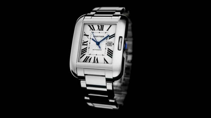 12 gifts you'll want this year by G & G Magazine. I agree!  Tank Anglaise watch, small model - Timepieces Quartz, white gold - Fine Timepieces for women - Cartier