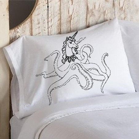 Unicorn + Octopus