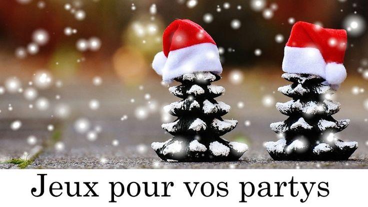 Suggestions de jeux pour vos partys - FrancoisCharron.com