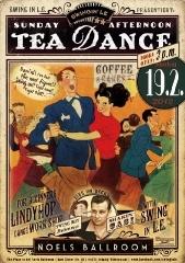 Noels Ballroom 19.2. Sunday Tea Dance