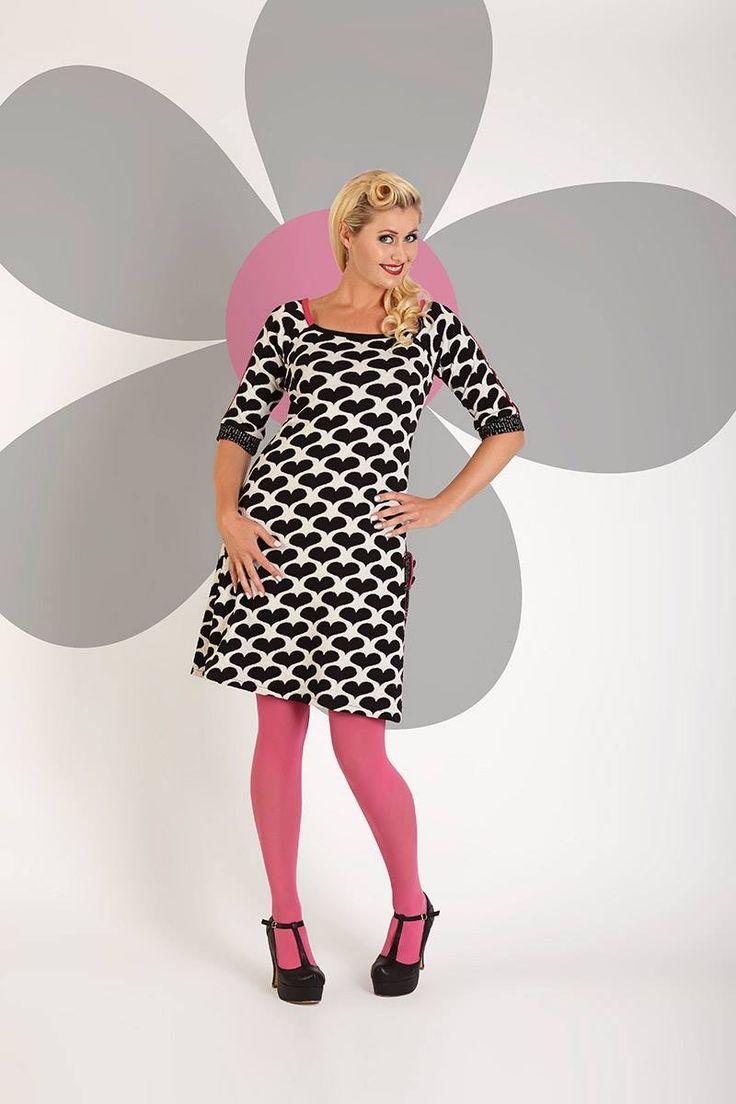 Buy your new dress on newdress.dk  Margot dress: Milli Darlington Spring 2016 #newdress_dk #vintagedress #retrodress
