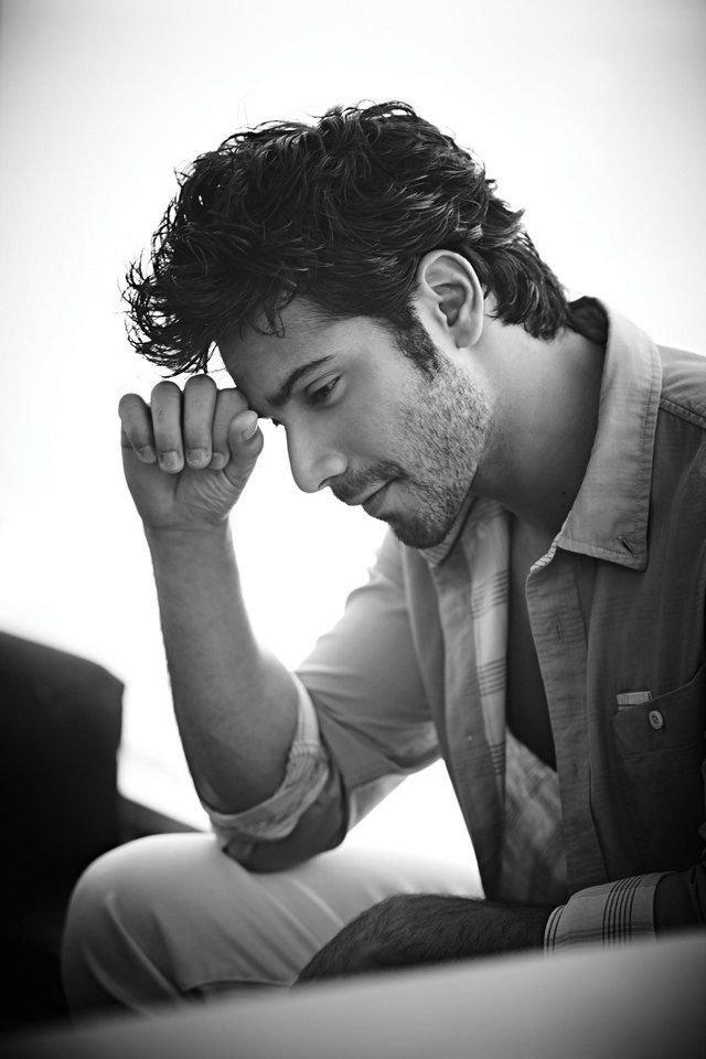 Varun Dhawan photo shoot for Cine Blitz.