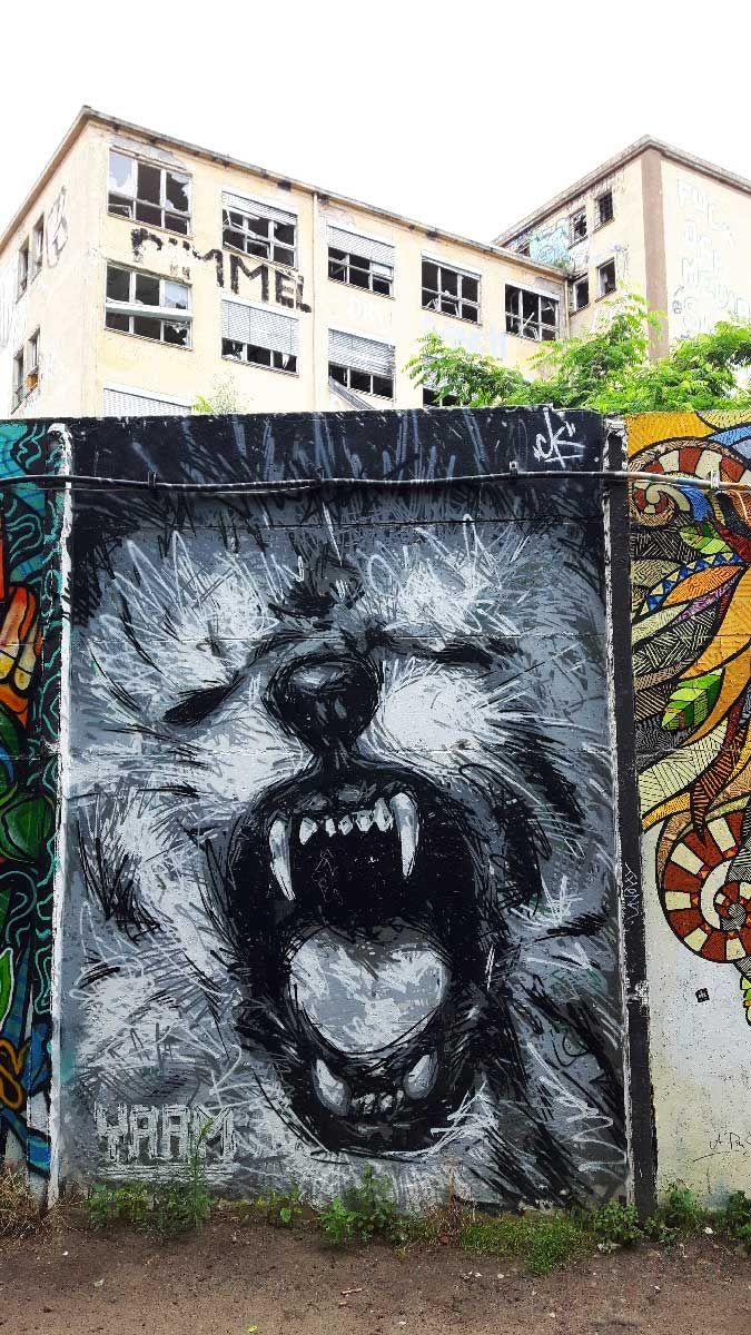 74 best Street art Berlin images on Pinterest | Art work, Artwork ...