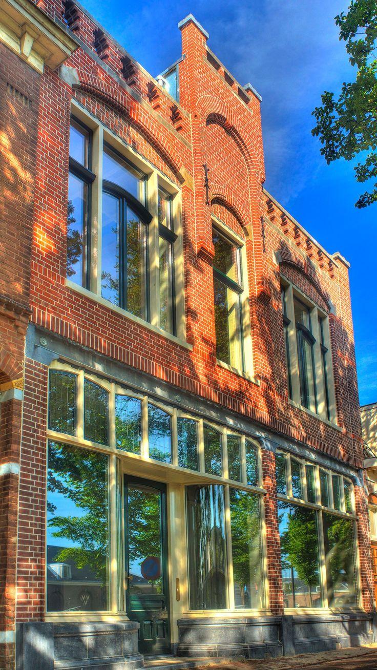 Architectenburo H. van der Laan bv - Restauratie Weststraat 65