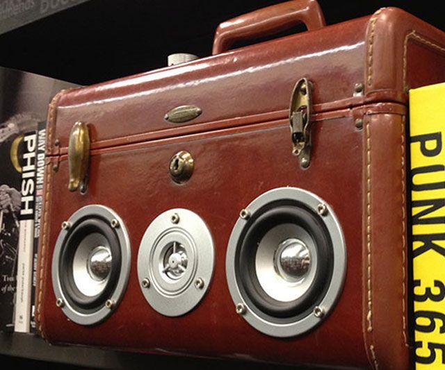 Cool Speaker Boxes 135 best custom speakers images on pinterest   boombox