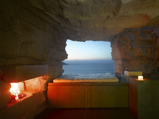 "Spanish ""truffle"" cave home"