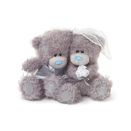 Tatty Teddy Bear Me To You Bride & Groom Bears