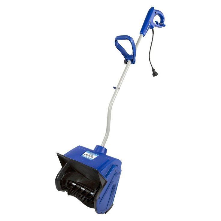 Snow Joe Plus 13 Inch 10 Amp Electric Snow Shovel, Blue