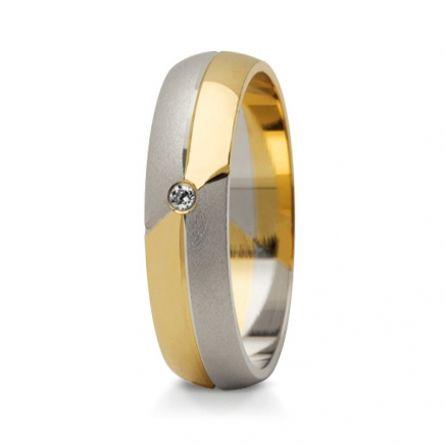 Obrączki złote Stelmach - 076-ST