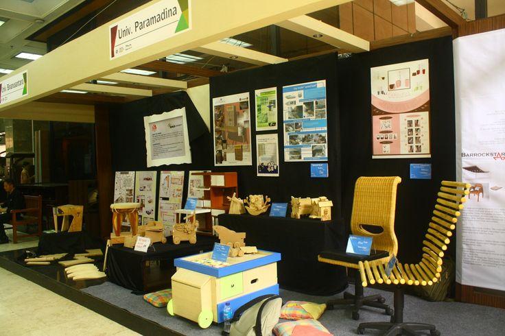 Pameran Furniture dan Prdouk Interior | G.E.M.A