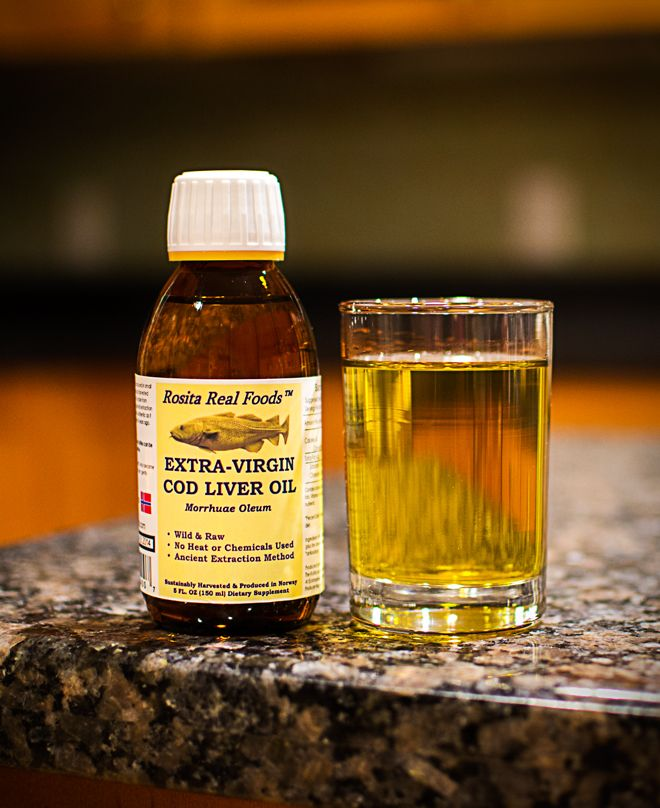 13 Best Images About Health Cod Liver Oil Fermented On
