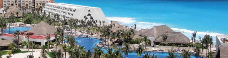 Oasis Cancun All Inclusive - Book your stay today!