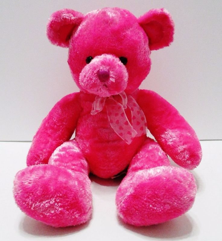 Target Pink Plush Teddy Bear - Stuffed Animal Wearing Heart Bow - Bean Bag Tush #Target #ValentinesDay..... Visit all of our online locations ..... (www.stores.eBay.com/variety-on-a-budget) ..... (www.amazon.com/shops/Variety-on-a-Budget) ..... (www.etsy.com/shop/VarietyonaBudget) ..... (www.bonanza.com/booths/VarietyonaBudget ) .....(www.facebook.com/VarietyonaBudgetOnlineShopping)