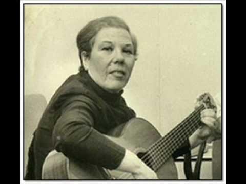 Rosa Balistreri - Canti popolari - Sicilia - Curri cavaddu miu.wmv