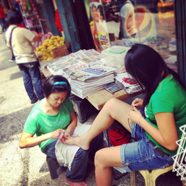 82 best manila philippines images on pinterest manila for Fish pedicure dallas
