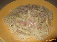 LEVNÉ, RYCHLÉ, ZDRAVÉ, VÝBORNÉ !! - perfektní kombinace<br><br>uvaříme špagetky podle návodu a zárov...