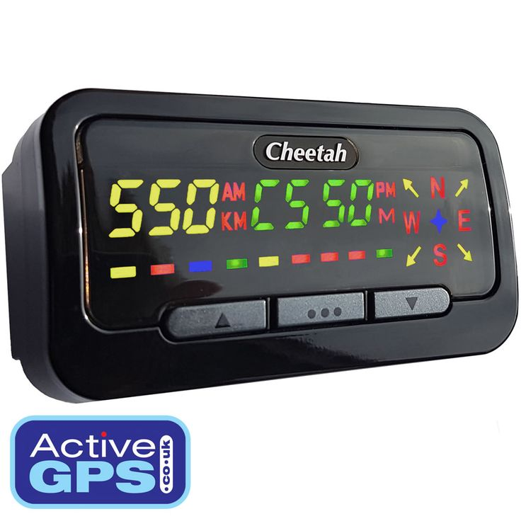 Cheetah C Gps Speed Camera Detector Took The Auto Express Best Buy Award In