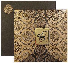 Sikh Wedding Cards - Sikh Wedding Invitations, Jaipur