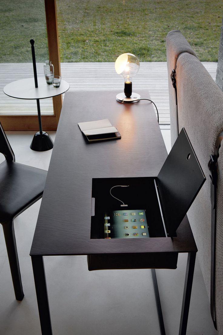 Zanotta Calamo desk Contemporary desk, Furniture, Desk