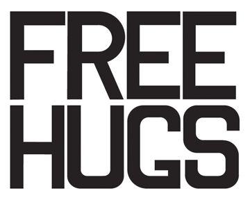 Hugs: Hug Ideas, Hug Therapy, Hug Hippie, Hug Campaigns, Life Smile, Hug Atm, National Hug, Hug Yesss, Free Hugs1 Jpg 360 288