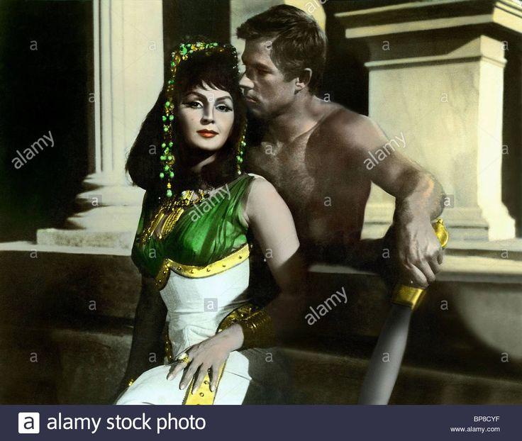 Moira Orfei Richard Harrison Revolt of the Praetorians 1964