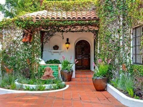 17 best ideas about patio espa ol on pinterest jard n for Jardin spanish