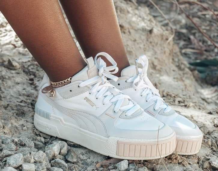 Entretenimiento Electrónico tonto  Puma Cali sneakers | Platform sneakers, Nike air force sneaker, Sneakers
