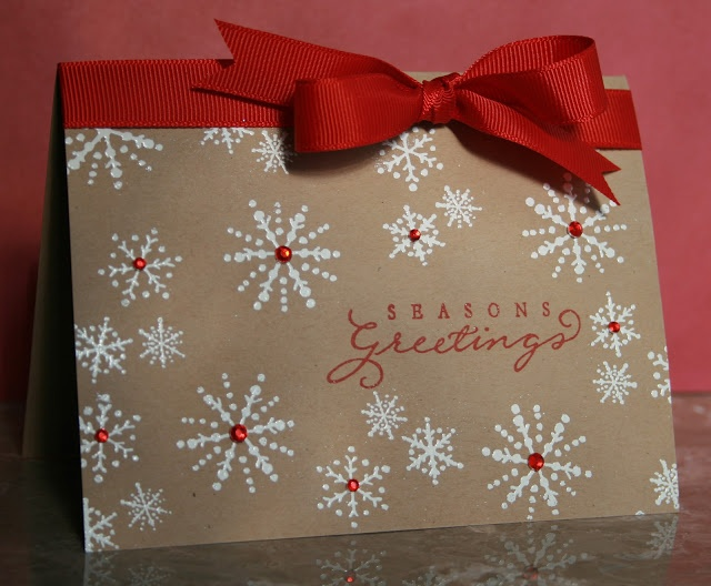 Created by Wendy: DeNami Snowflakes for Tuesday Trigger