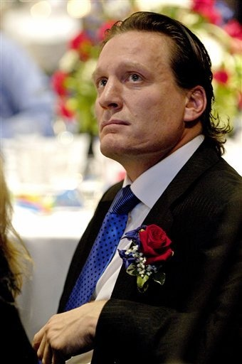 Jeremy Roenick induction ceremonies  U.S. Hockey Hall of Fame.