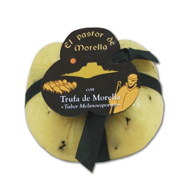 """Queso """"El Pastor de Morella"""" con trufas de Morella //  Truffle Sheep Cheese"""